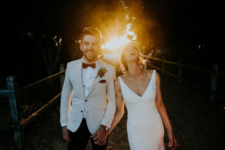 a wedding event photo